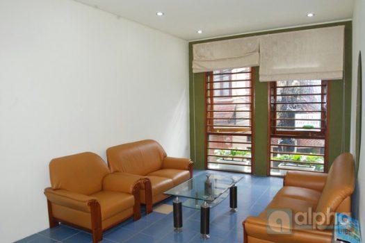 Nhà 3 phòng ngủ đầy đủ nội thất cho thuê tại Văn Cao