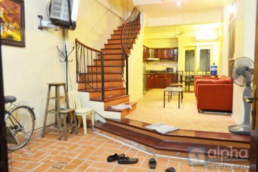 Cho thuê nhà 3 phòng ngủ tại Kim Mã