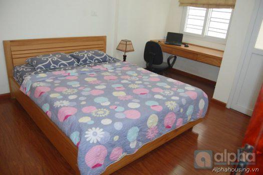 Căn hộ dịch vụ 1 phòng ngủ cho thuê tại Phan Chu Chinh
