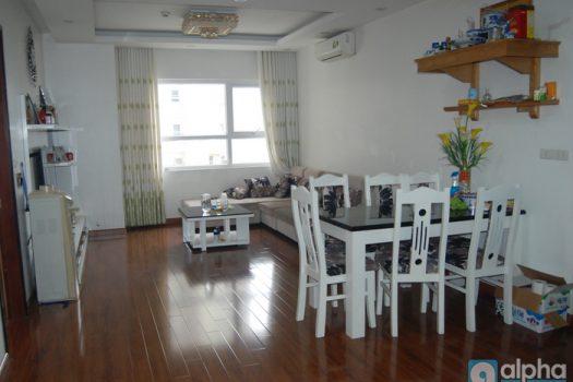 Căn hộ 02 phòng ngủ cho thuê tại Golden Palace Hà Nội