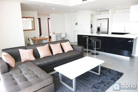 Căn hộ 3 phòng ngủ cho thuê tại Watermark