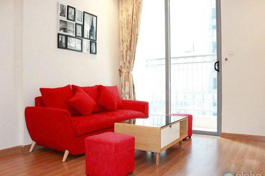 Cho thuê căn hộ đầy đủ đồ phố Nguyễn Chí Thanh