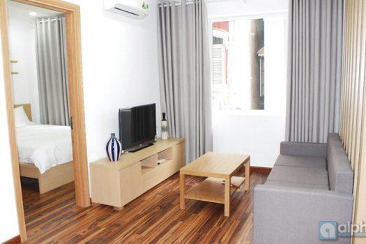 Cho Thuê căn hộ hiện đại phố Nguyên Hồng