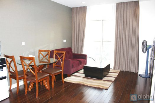 Cho thuê căn hộ studio tại tòa nhà Lancaster-20 Núi Trúc