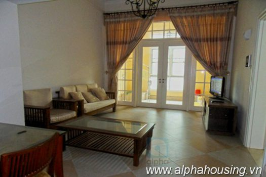 Furnished apartment for rent in The Manor,Tu Liem, Ha noi 3