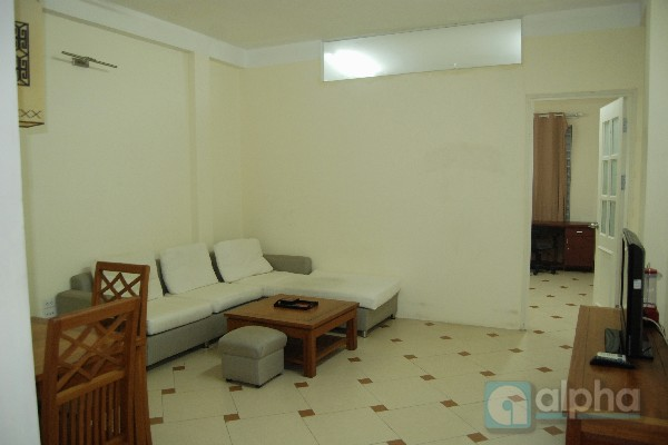 A budget apartment for rent in Cau Giay area, one bedroom, furnished