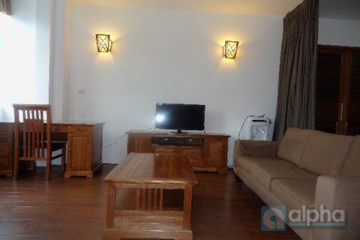 Nice studio apartment for rent on Nam Ngu Str., Hoan Kiem 3