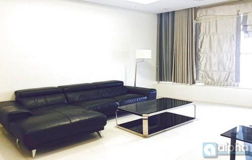 4 bedroom Flat to rent in Keangnam Hanoi, high floor, furnished