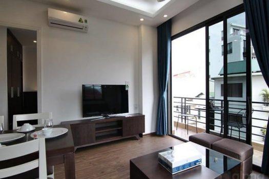 Cho thuê căn hộ mới tại Tô Ngọc Vân