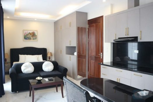 Elegant Studio to rent in To Ngoc Van - Tay Ho 1