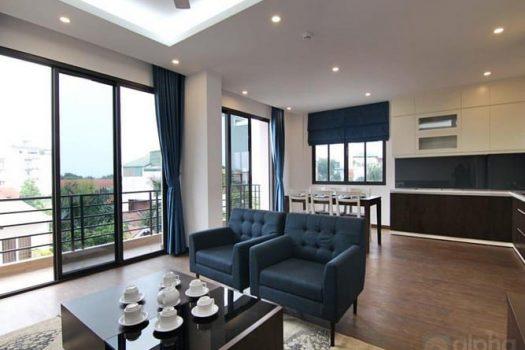Cho thuê căn hộ 2 phòng ngủ đẹp tại Tô Ngọc Vân