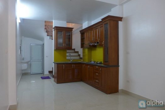 New house for rent in Tay Ho district, 3 bedrooms, furnished/unfurnished 4