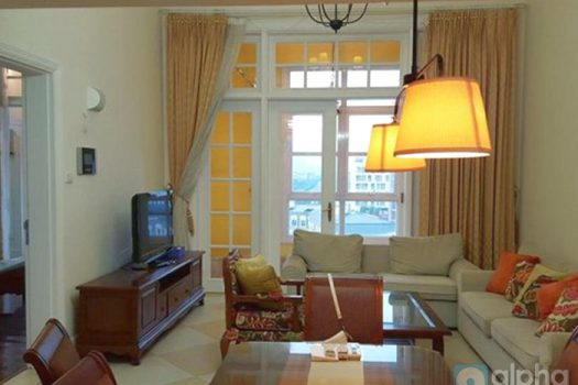 Two bedrooms apartment in Manor, Ha Noi near Keangnam 4