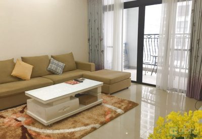 Lovely apartment for rent in Royal City – Full furniture