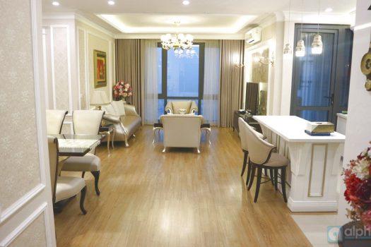 Cho thuê căn hộ cao cấp Mipec Riverside tại khu vực Long Biên