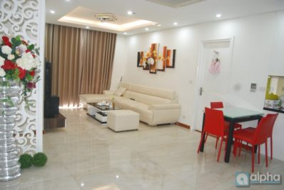 Golden Palace Hanoi apartment for lease, 3 bedrooms, full furniture
