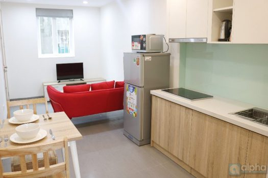 1Br Apartment in Ba Dinh, nice decor and brand-new 4