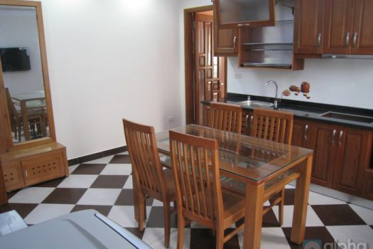 One bedroom apartment for rent in Ba Dinh, Ha Noi. 4