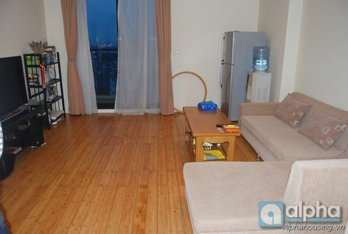 Ha Noi Pacific apartment for rent. 01 bedroom with nice balcony