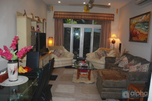 Garden house in Hai Ba Trung, Ha Noi. 03 bedrooms, quality furnished 4
