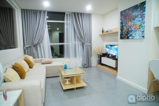 Modern apartment in Watermark ha Noi, furnished 3