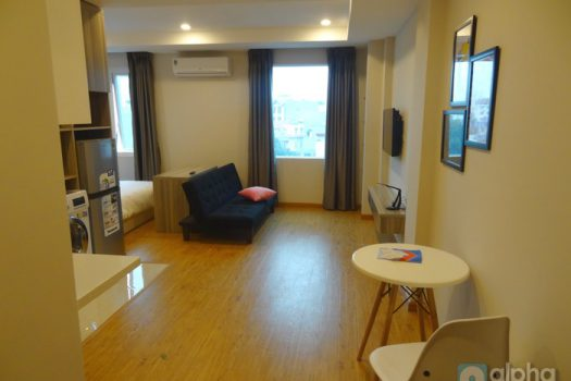 One bedroom apartment for rent in Xuan Dinh, Tu Liem, Ha Noi 2