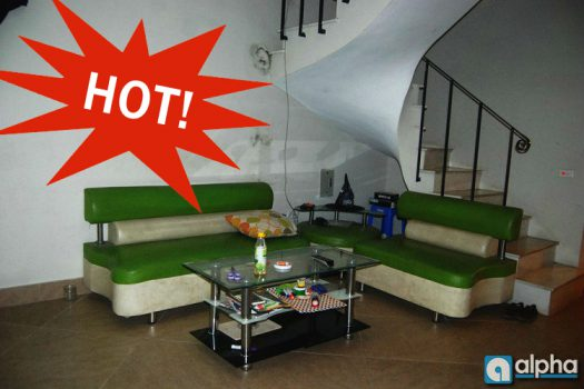 House for rent in Ba Dinh, 3 bedrooms, fully furnished, 650 USD 3