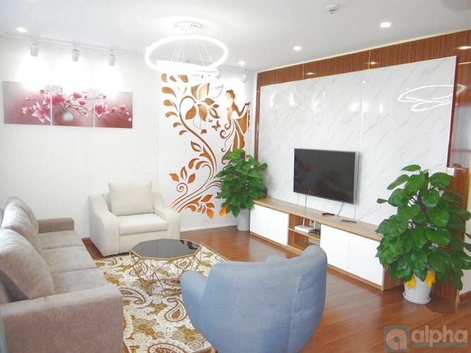 GOLDMARK CITY – Luxury Apartment 3Br to rent in Cau Giay