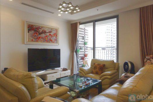 Cho thuê căn hộ 3 phòng ngủ nội thất mới tại Park Hill - Times City