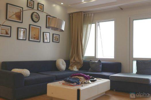 Cho thuê căn hộ 3 phòng ngủ tại tòa G3 Ciputra