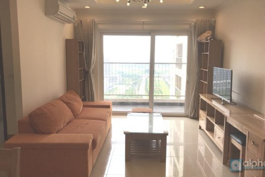 Golden Palace apartment 3Br to rent in Me Tri 7