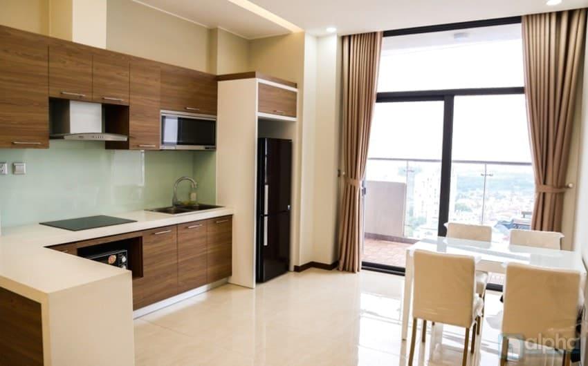 Cho thuê căn hộ cao cấp Tràng An Complex Cầu Giấy