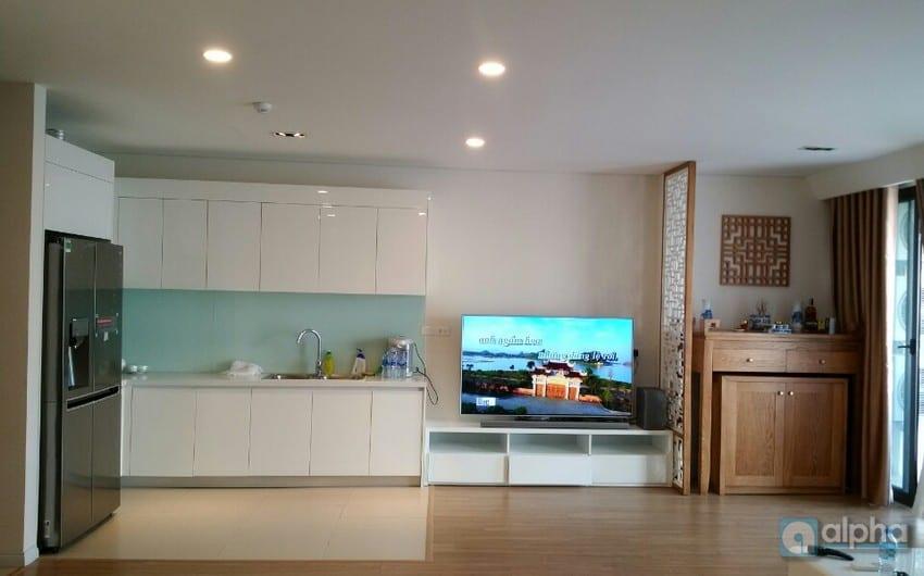 Mipec Riverside – Căn hộ 3 phòng ngủ cho thuê