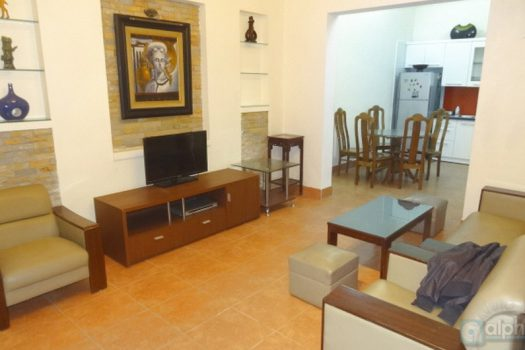 Fully furnished 3 bedroom house in Ba Dinh area at reasonable price 2