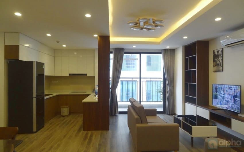 Brand new and modern 3 bdr Apartment for rent in Hongkong Tower