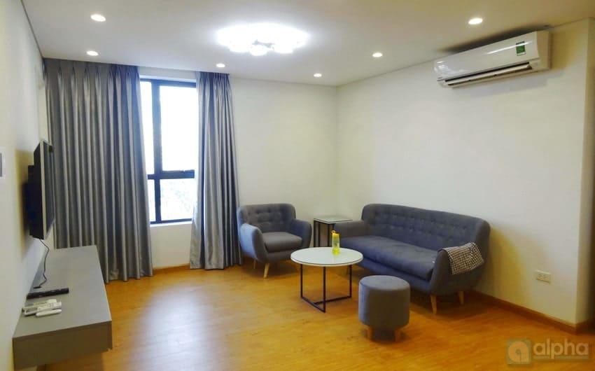 Căn hộ 2 phòng ngủ mới tại tòa HồngKông