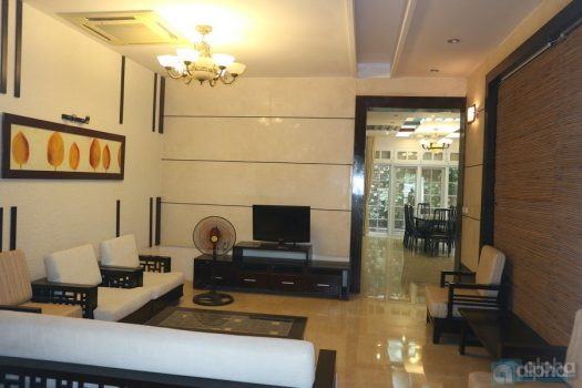 Ciputra Ha Noi, A good quality villa in Block T, 04 bedrooms, fully furnished 1