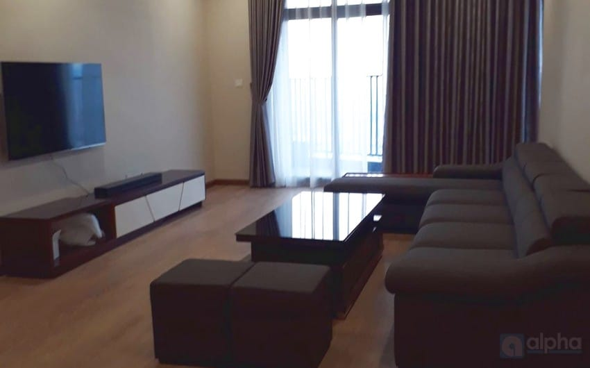 Spacious 3 bedroom fully furnished apartment for rent in Discovery Complex!