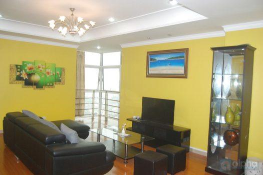A rental apartment in E1 Tower Ciputra, Hanoi 4