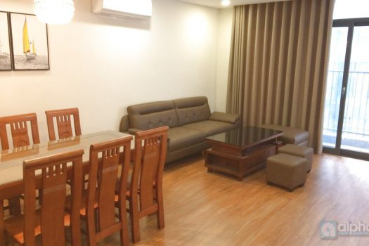 Two bedroom apartment for lease in Discovery Complex Cau Giay 1