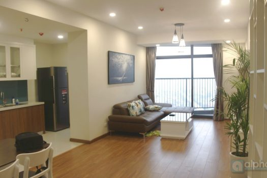 Supper nice 2 bedrooms apartment for rent at Discovery Complex 6