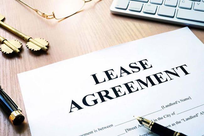 Lease Agreement Hanoi housing