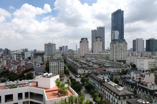 apartment for rent in Tu Liem
