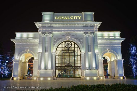 Royal City: Living space of modernity and class quality 3