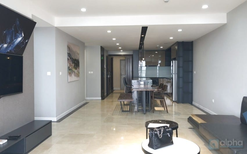 Brand-new 3 bedroom apartment for lease in D'. Le Roi Soleil Xuan Dieu
