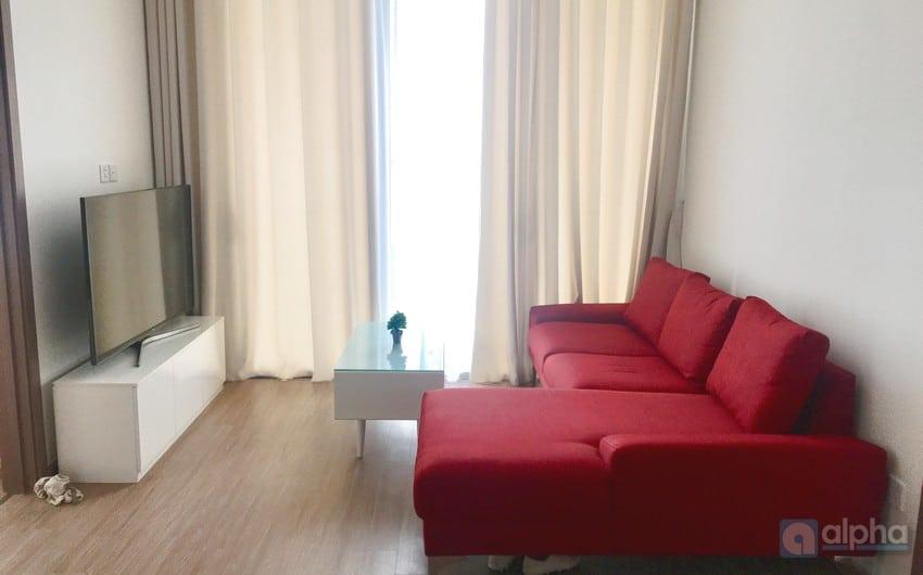 Cho thuê căn hộ hai phòng ngủ tại Vinhomes Skylake Phạm Hùng