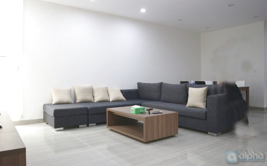 2 bedrooms apartment at L3 tower Ciputra for rent
