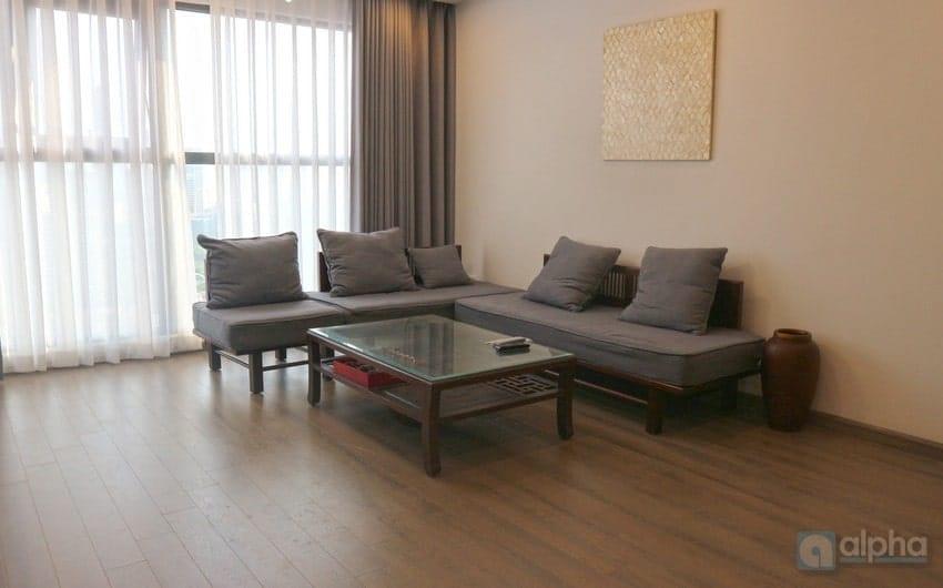 Căn hộ đầy đủ nội thất tuyệt đẹp tại FLC Twin Towers