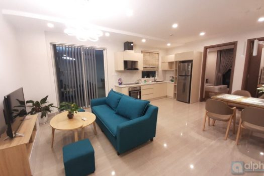 The Link Ciputra Ha Noi- Brand new 02 bedroom apartment for rent 6