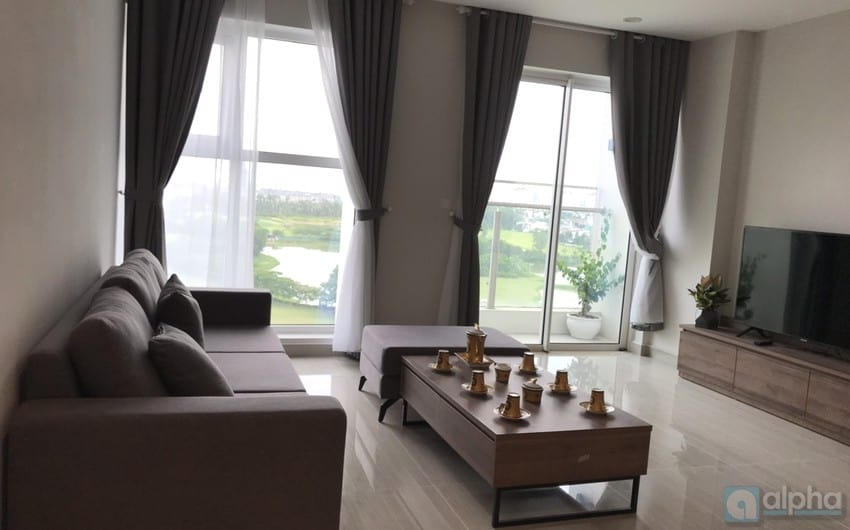 Brand new 03 bedroom apartment in L4, 154 sq.m with golf course view